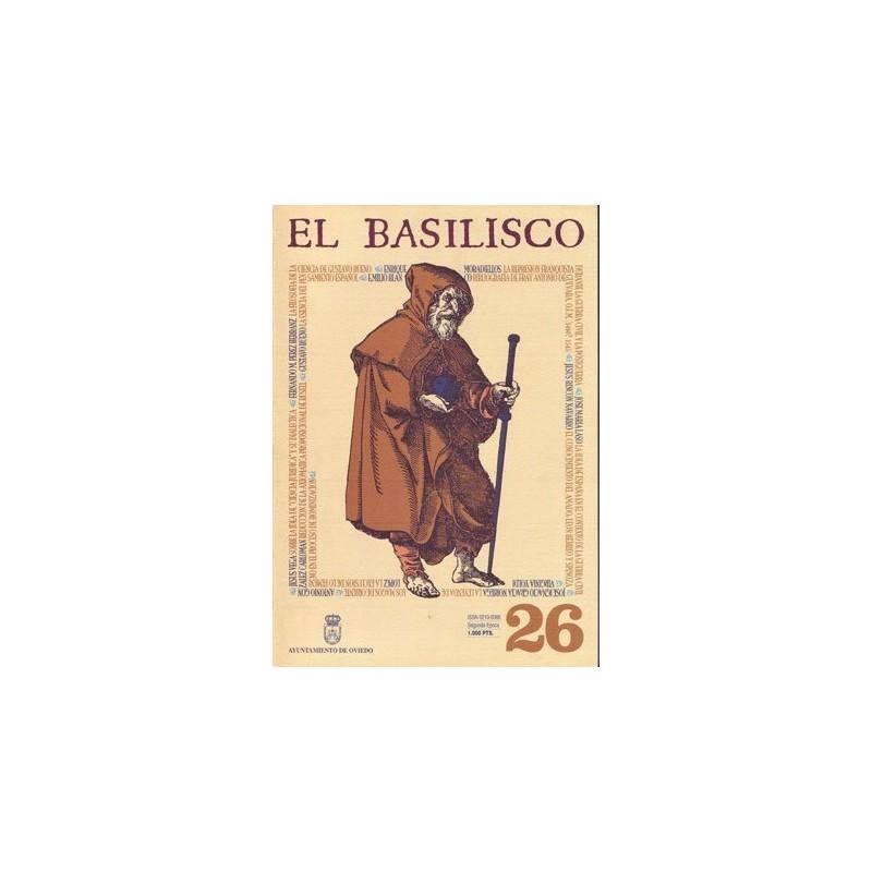 El Basilisco Nº21, 2ª Época