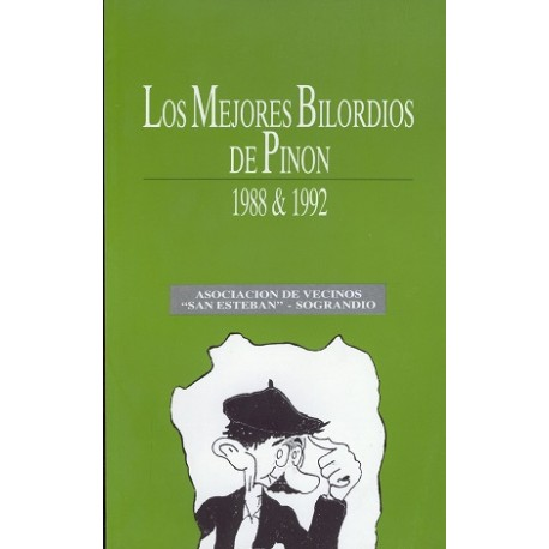 Los Mejores Bilordios de Pinon (1988-1992)