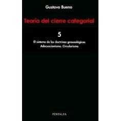 Análisis filosófico de la Scienza Nuova de Giambattista Vico (prólogo de Gustavo Bueno)
